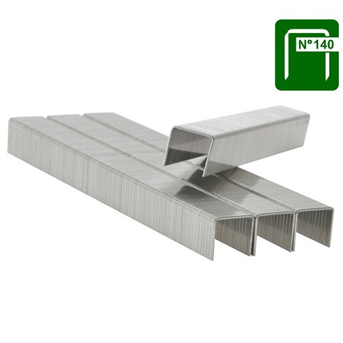 Capse Rapid 140/6 mm, galvanizate, 5.000/ cutie-big