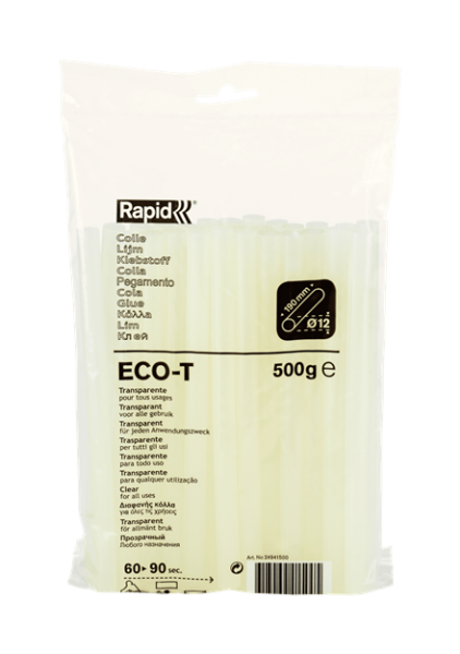 Batoane lipici diametru 12mm ECO-T, 500 g-big