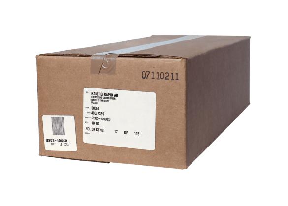 Batoane lipici Rapid PAC, Ø12 mm x 190 mm, culoare crem, 10 kg, cutie-big