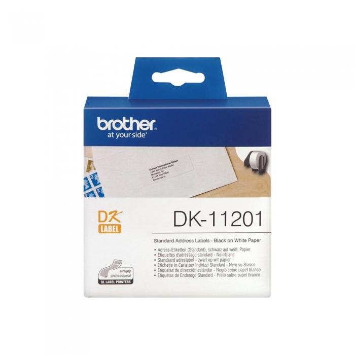 BROTHER DK11201 ADRESS LABELS STANDARD-big