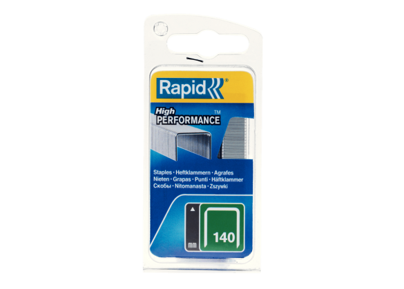 Capse Rapid 140/8 mm, galvanizate, 970/ blister-big