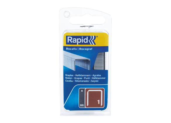 Capse Rapid BMN/14mm, galvanizate, 1.080/ blister-big
