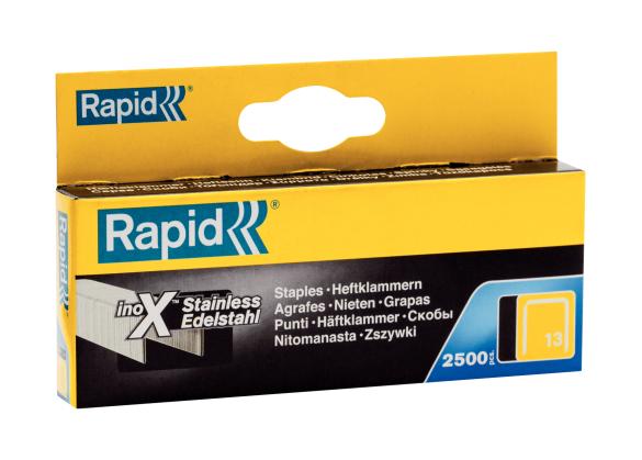 Capse Rapid 13/8 mm, otel, 2.500/ cutie-big