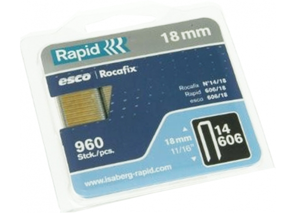 Capse Rapid 606/18 G 0.96M-big