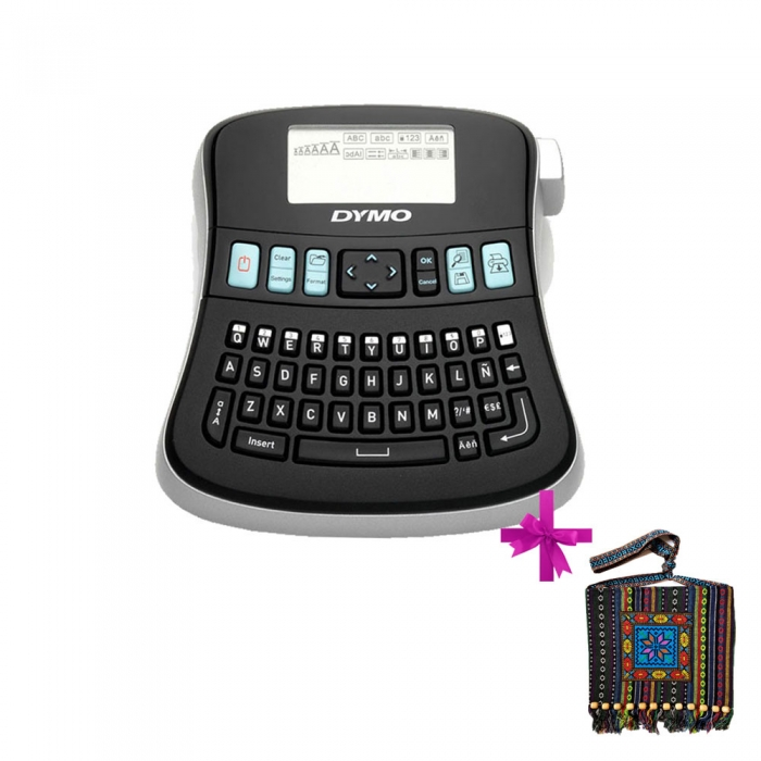 Dymo LabelManager 210D label maker, S0784440 S0964070 S0784470-big