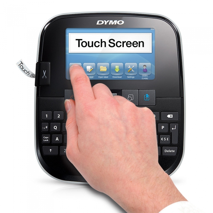 Dymo 500TS Touch Screen Label Maker with PC/Mac Connection S0946420 S0946450-big