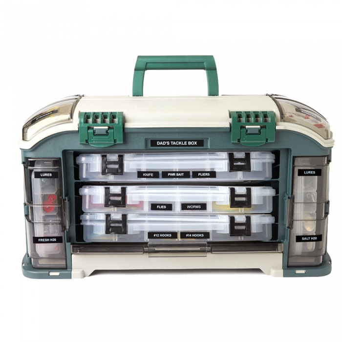 Etichete autocolante, DYMO LabelManager D1, 12mm x 7m, alb/negru, 45021 S0720610-big