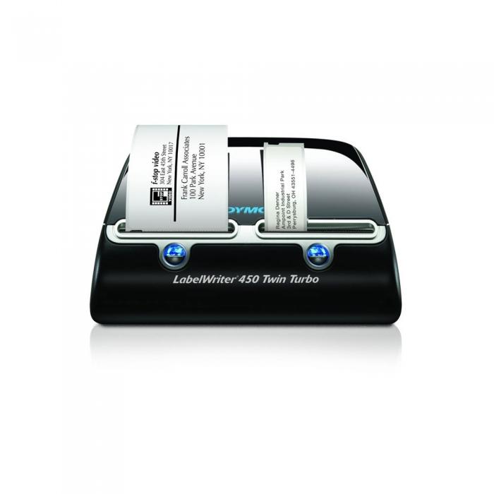 Aparat de etichetat (imprimanta etichete) DYMO LabelWriter 450 Twin Turbo DY838870 S0838870-big
