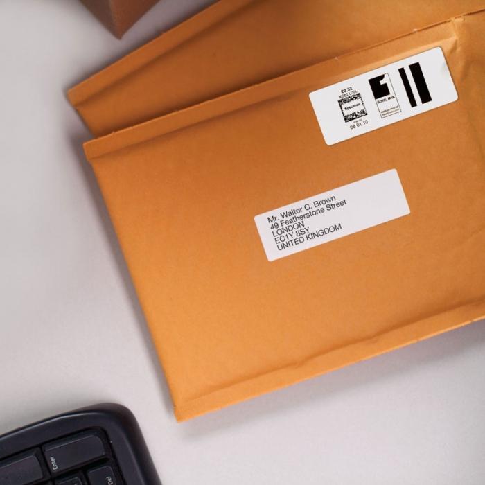 Imprimanta termica etichete DYMO LabelWriter 450 Twin Turbo, aparat de etichetat S0838870 838870-big