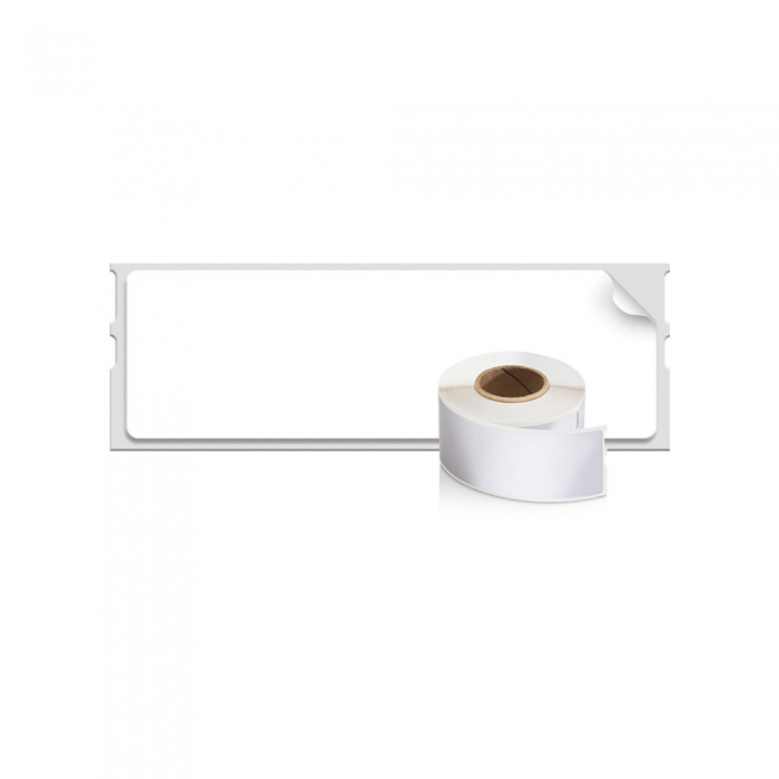 DYMO LabelWriter, Address Labels, permanent, 28mmx89mm, paper white, 2 rolls/box, 130 labels/roll, 99010 S0722370 1983173-big