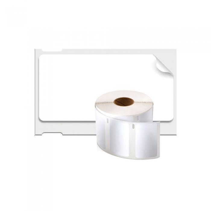 Etichete termice, DYMO LabelWriter, repozitionabile, 57mmx32mm, hartie alba, 11354 S0722540-big