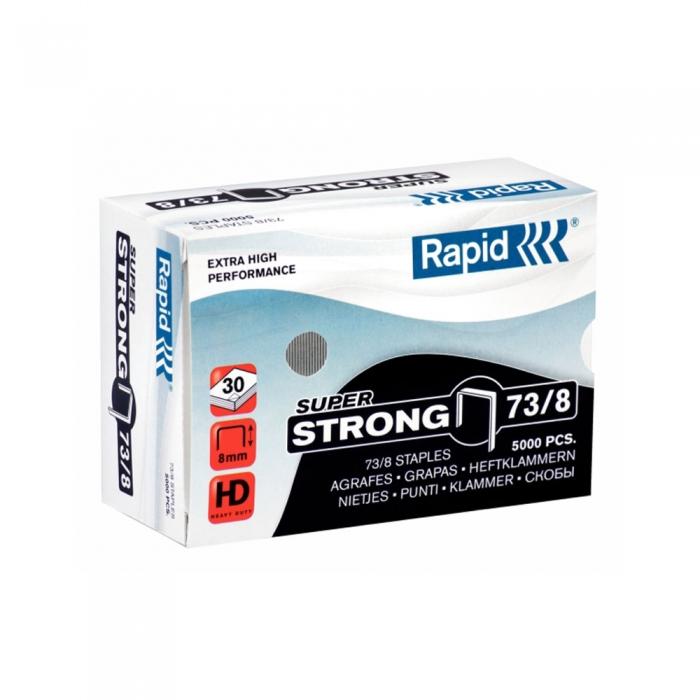 Capse 73/8  Rapid 5 000 buc/cutie SUPER STRONG-big