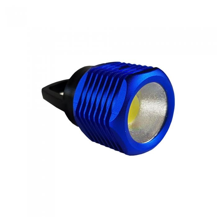 Lanterna LED breloc COB C203, baterii 2 x CR2032 incluse-big
