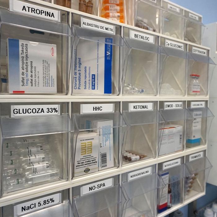 Etichete originale autocolante plastifiate, DYMO LabelManager D1, 24mm x 7m, negru/alb, 53713 S0720930-big