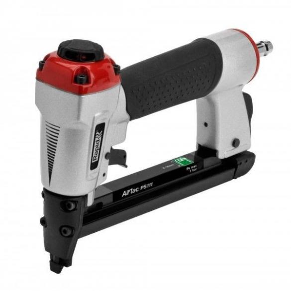 Pistol de batut capse Rapid PS111,  pneumatic, capse tip 140/6-16mm, Kit-big