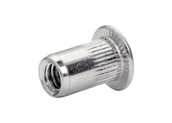 Piulite Nit Rapid M4, galvanizate, burghiu inclus, 20 buc/ blister-big