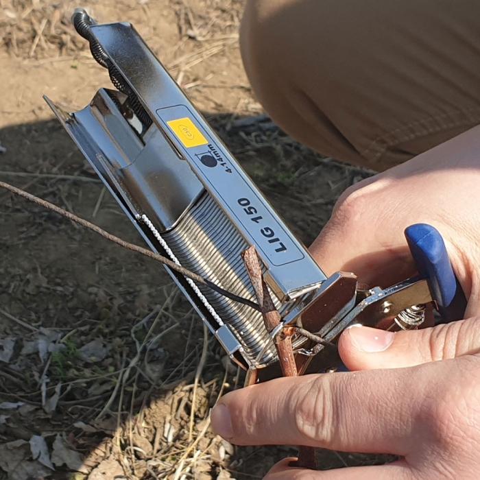 Cleste legat via Rapid LIG150, cu magazie, C50/4-14mm-big