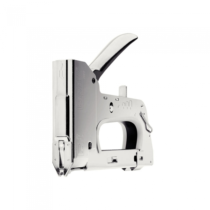 "Capsator tacker cabluri Rapid PRO 36E, capse semirotunde ""U"" 36/10-14 mm, reglare forta capsare in 3 trepte, diametru cablu 6 mm, joasa tensiune, 5 ani garantie, fabricat in Suedia 20511811-big"