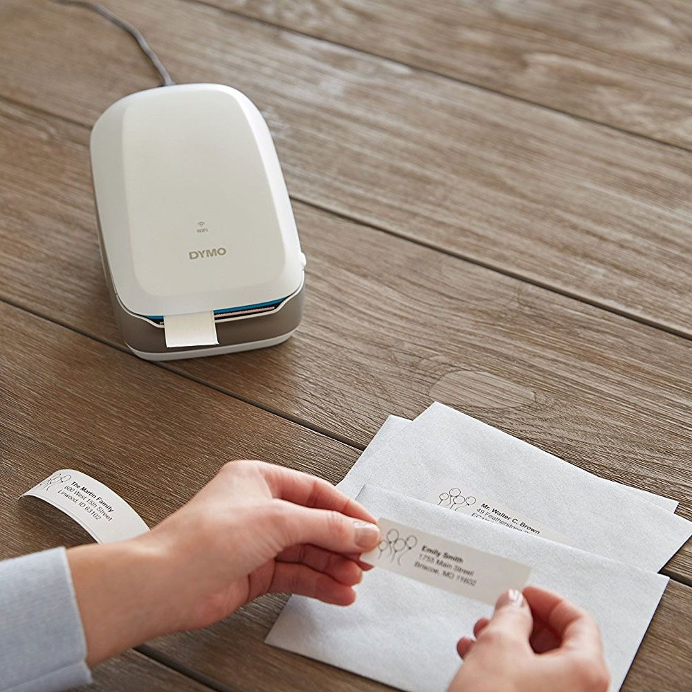 DYMO LabelWriter 460 Wireless, thermal label printer white 2000931 DY838770  S0838770 1980561 1980562 1980563